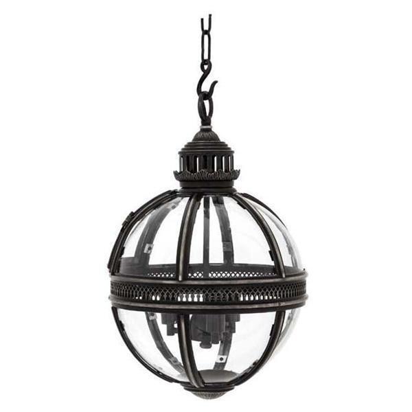Eichholtz Lantern Residential Black (1)