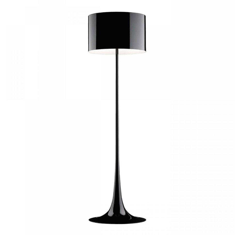 Flos Spun Light F Black