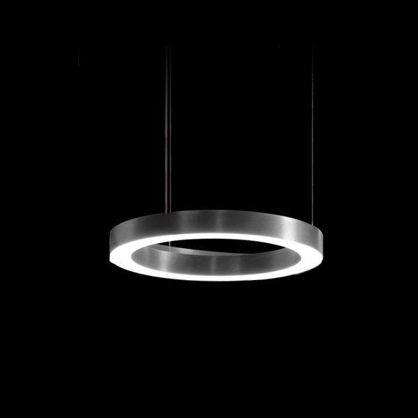 Henge Light Ring Horizontal D40 Nickel