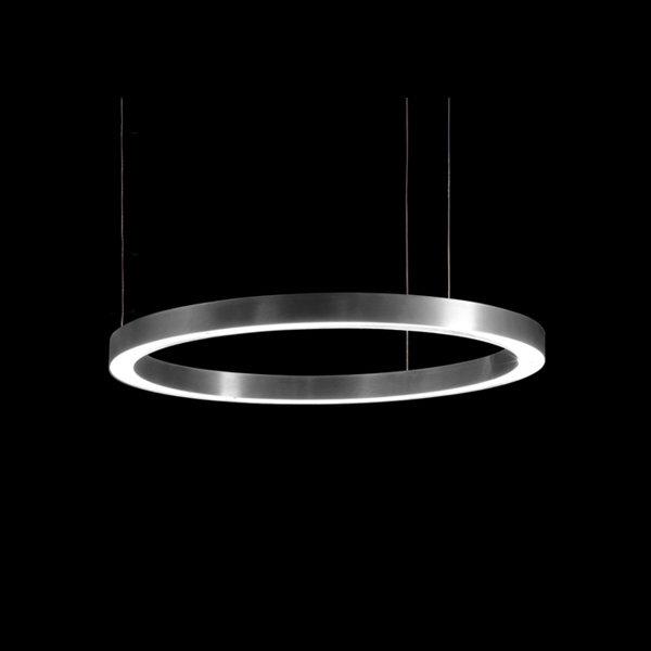 Henge Light Ring Horizontal D60 Nickel