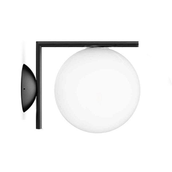 IC Lighting Flos Wall 1 Black (1)