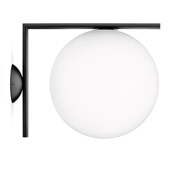 IC Lighting Flos Wall 2 Black (1)