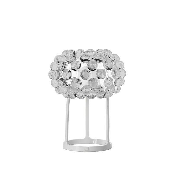 Лампа настольная Foscarini Caboche Clear D35 (1)