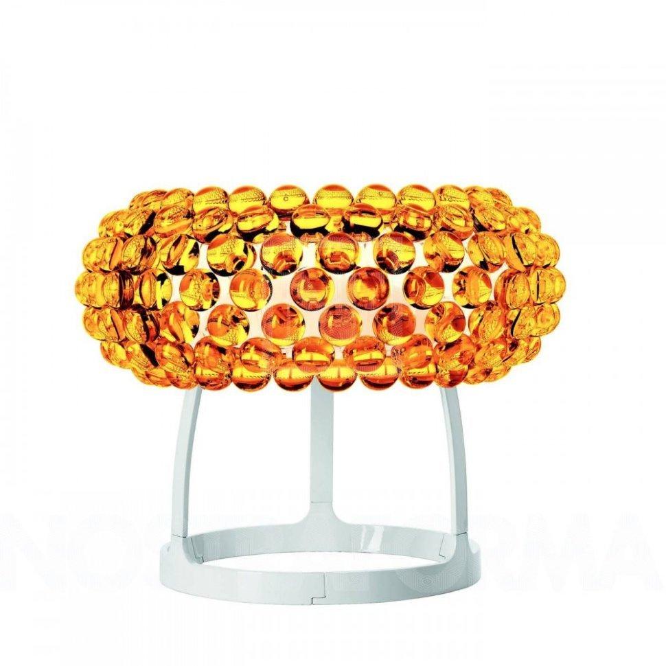 Лампа настольная Foscarini Caboche Gold D50 (1)