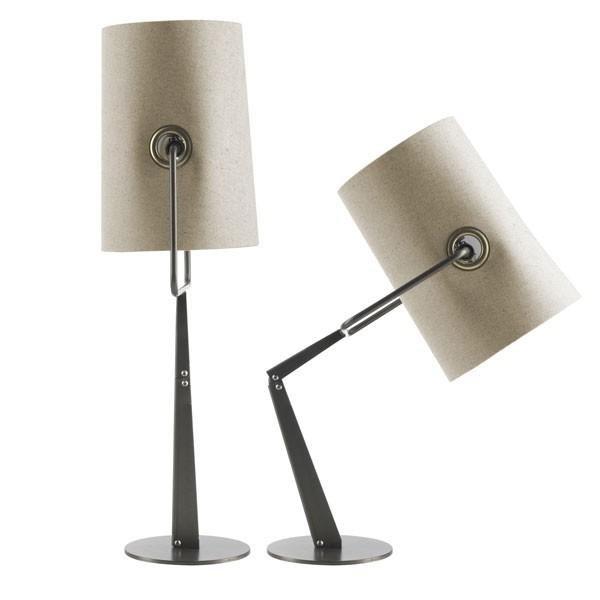 Лампа настольная Foscarini Diesel Fork White