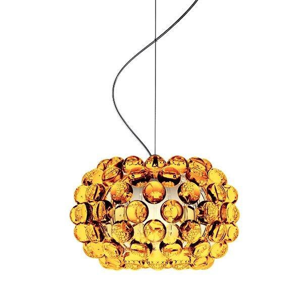 Люстра подвесная Foscarini Caboche Gold D35 (1)