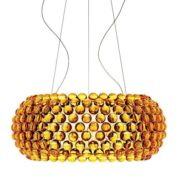 Люстра подвесная Foscarini Caboche Gold D65 (1)