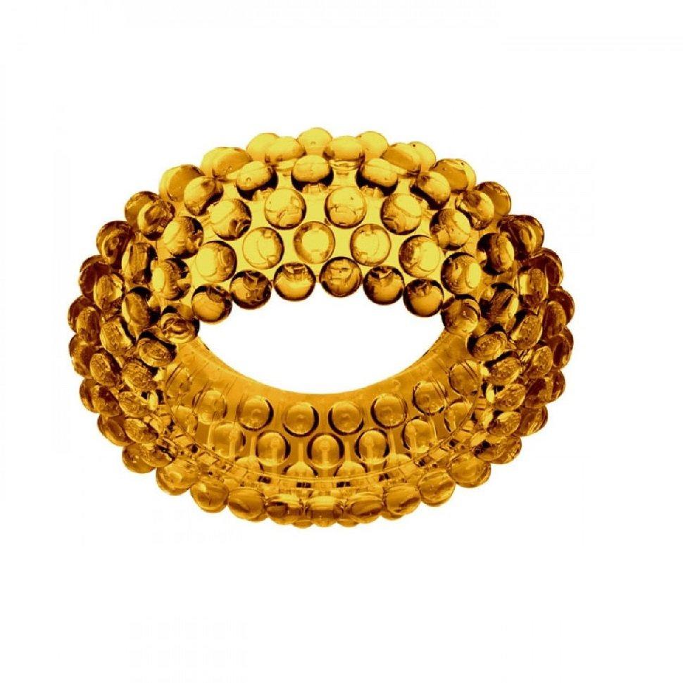 Люстра потолочная Foscarini Caboche Gold D50 (1)