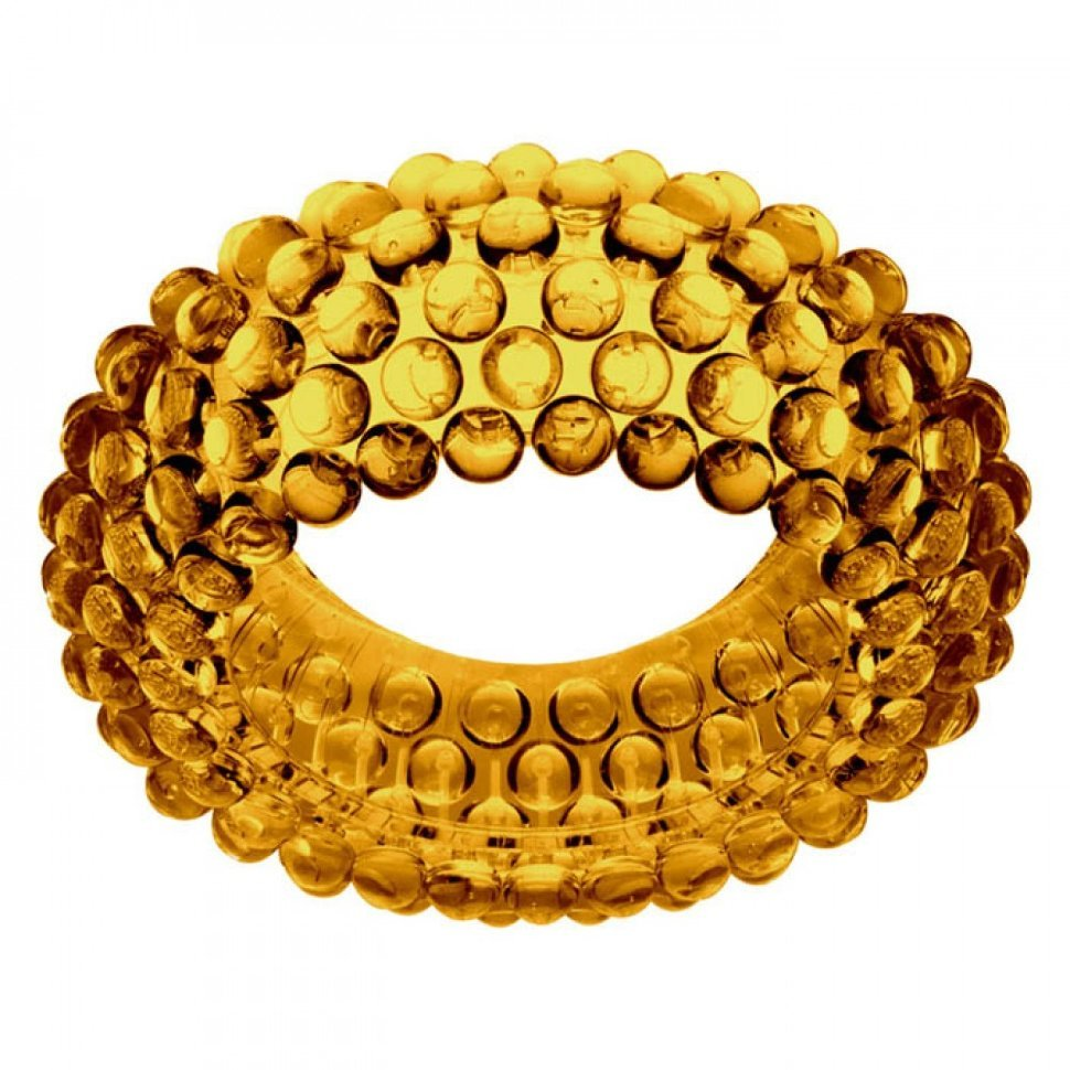 Люстра потолочная Foscarini Caboche Gold D65 (1)
