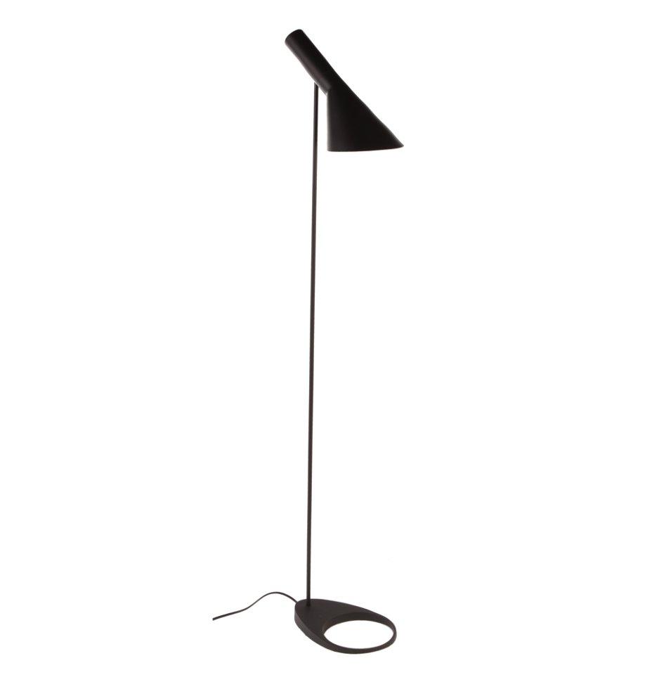 AJ Floor Lamp Black (1)