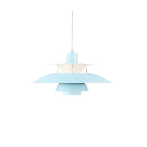 Louis Poulsen PH 5 & PH 50 Blue (1)