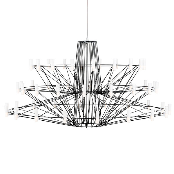 Люстра Moooi Coppelia D100 Black (1)
