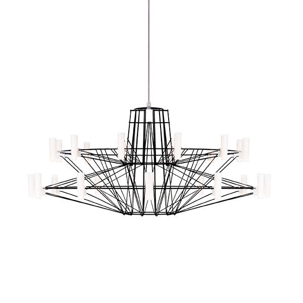 Люстра Moooi Coppelia Small 2 D68 Black (1)