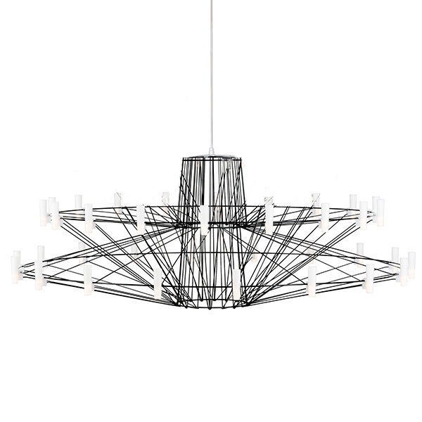 Люстра Moooi Coppelia Small D100 Black (1)