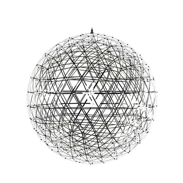Люстра Moooi Raimond Sphere D127 Chrome (1)