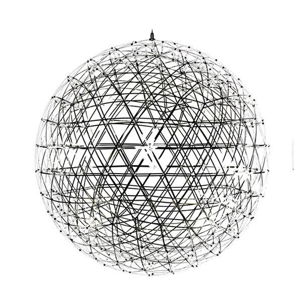 Люстра Moooi Raimond Sphere D163 Chrome (1)