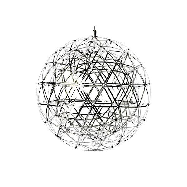 Люстра Moooi Raimond Sphere D43 Chrome (1)
