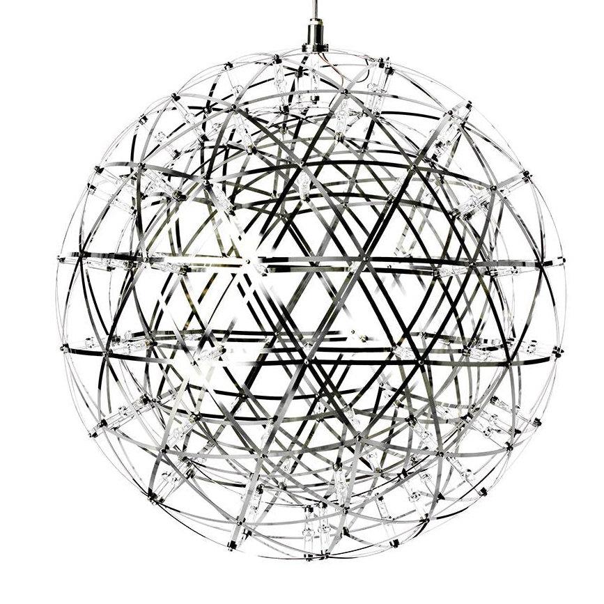 Люстра Moooi Raimond Sphere D89 Chrome (1)