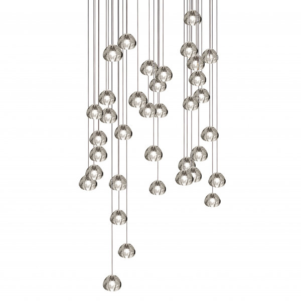 Mizu 36 Thirty Six Pendant Chandelier (1)