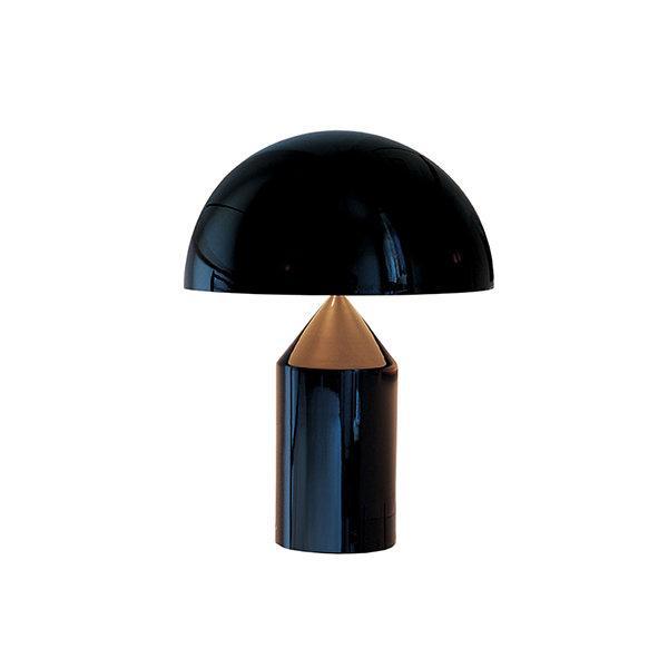 Настольная лампа Atollo Black D38 (1)