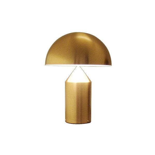 Настольная лампа Atollo Gold D25 (1)