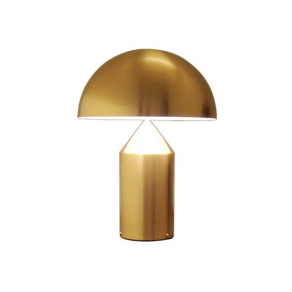 Настольная лампа Atollo Gold D38 (1)
