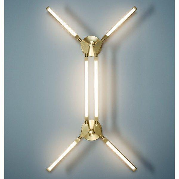 Светильник настенно-потолочный Pris Minor Gold (1)