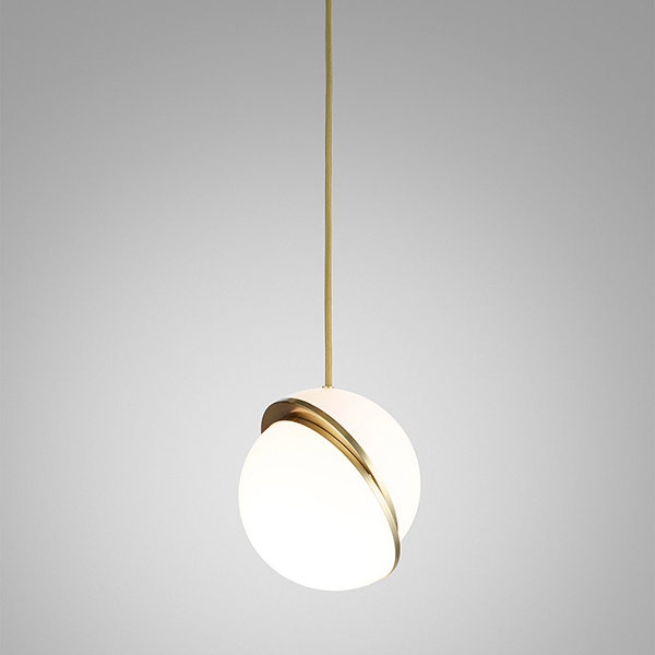 Crescent Light D25 Gold
