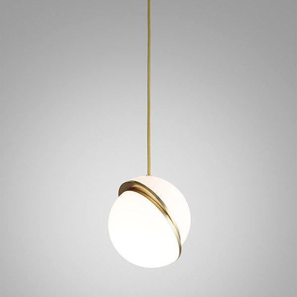 Crescent Light D40 Gold