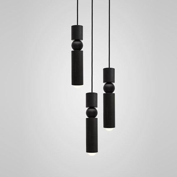Fulcrum Light 3 Black