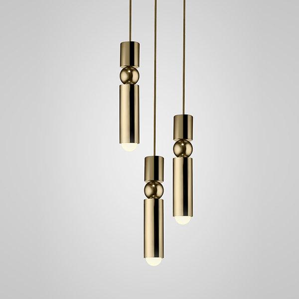 Fulcrum Light 3 Gold