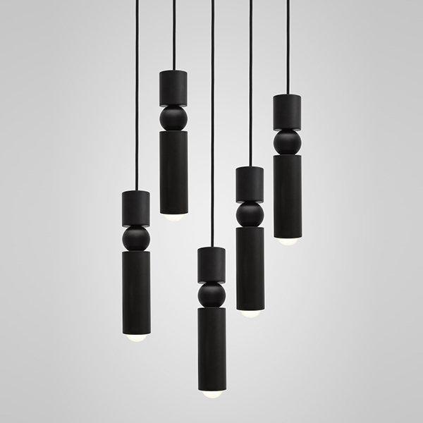 Fulcrum Light 5 Black