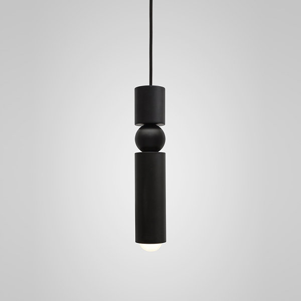 Fulcrum Light Black