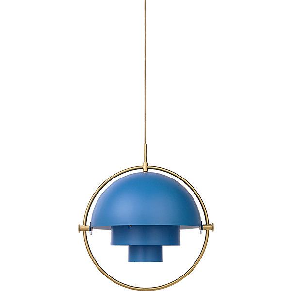 Gubi Multi-lite Pendant Blue (1)