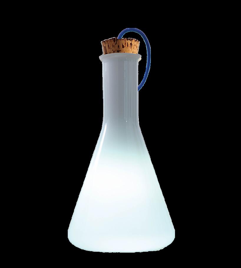 Лампа настольная Labware Conical (1)