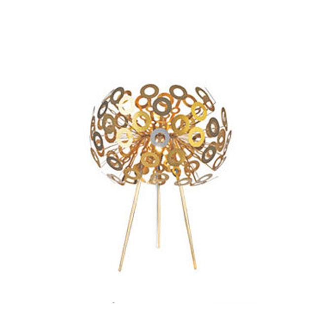 Лампа настольная Moooi Dandelion Gold