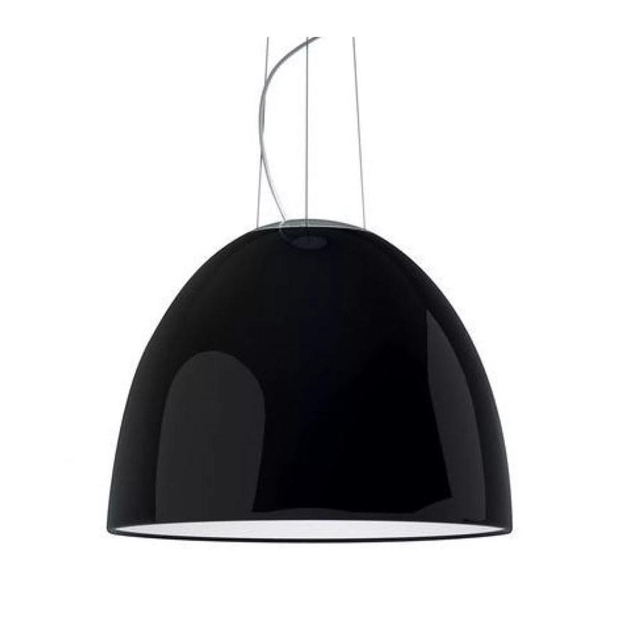 Люстра Artemide Nur Gloss Black 55