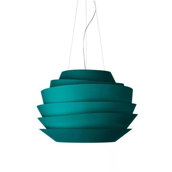Люстра Foscarini Le Soleil Aquamarine