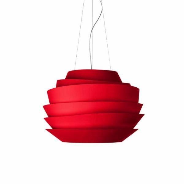 Люстра Foscarini Le Soleil Red (1)