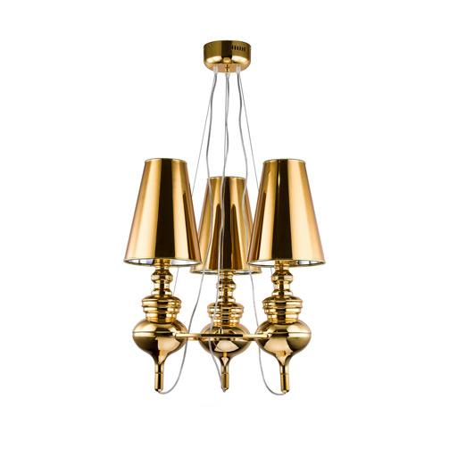 Люстра Josephine Queen 3 Gold (1)