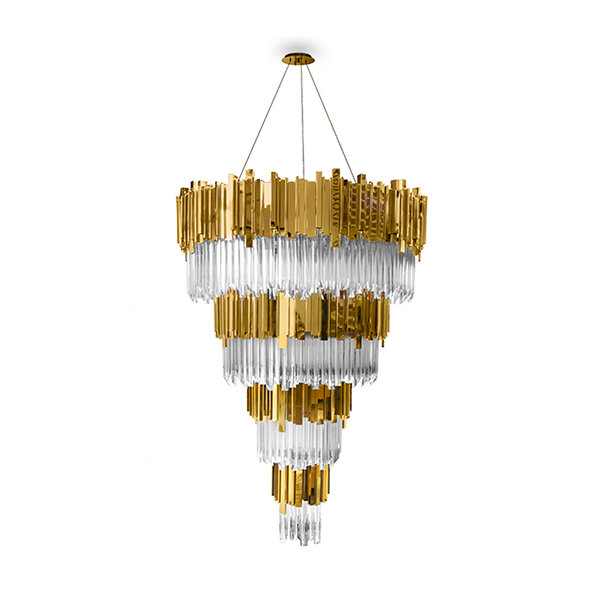 Люстра Luxxu Empire Chandelier (1)