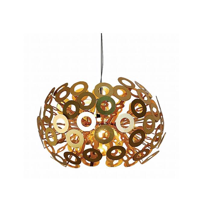 Люстра Moooi Dandelion Gold 45