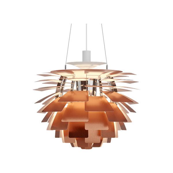 Люстра PH Artichoke Copper D48 (1)