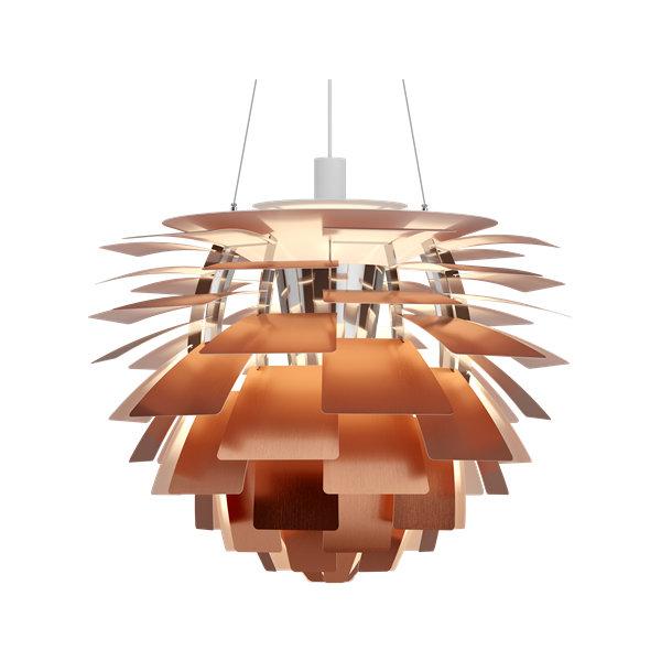 Люстра PH Artichoke Copper D60 (1)