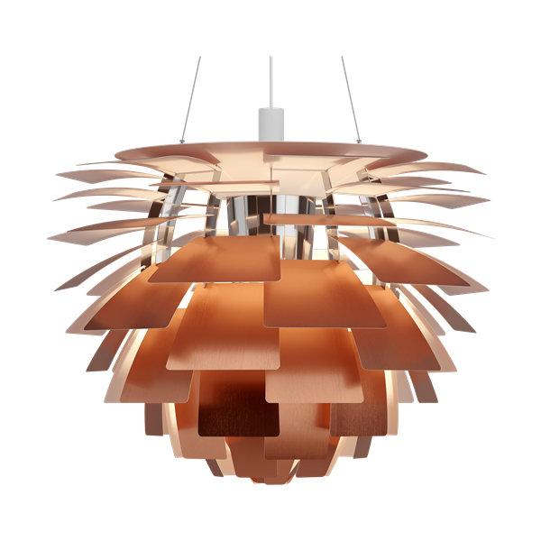 Люстра PH Artichoke Copper D80 (1)