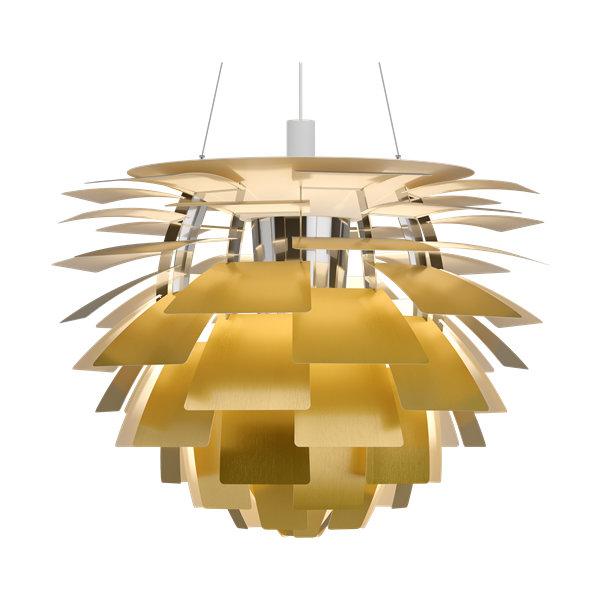 Люстра PH Artichoke Gold D80 (1)