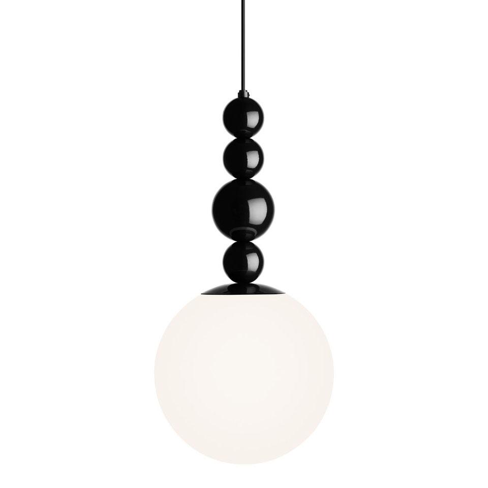 Люстра Zero RGB Black 30