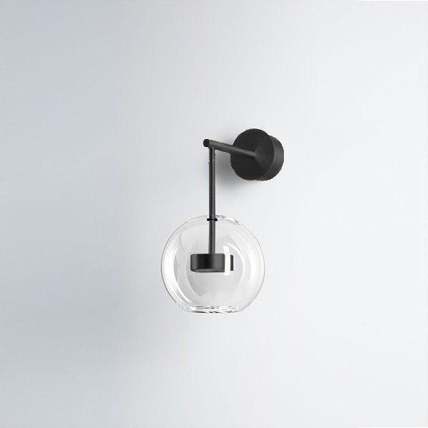 Настенный светильник Bolle Wall 01 Bubble Black