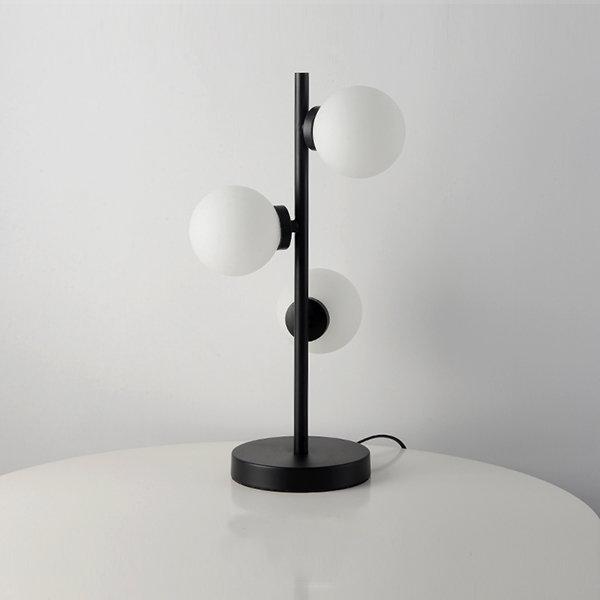Настольная лампа Bubble Stik Black