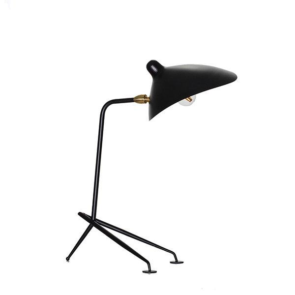 Настольная лампа Serge Mouille
